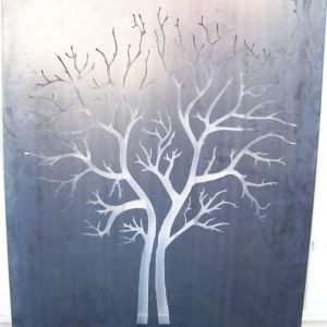 Sheet Metal Laser Cutting - Tree 2