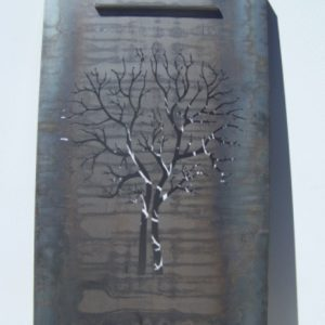 Sheet Metal Laser Cutting - Tree
