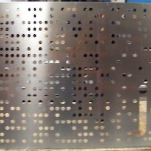 WCSM - Laser Cut Panel
