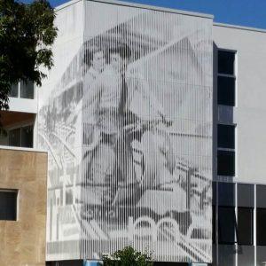 WCSM - Laser Cut Panels Picture Design