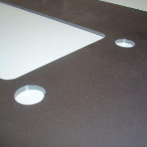 WCSM - Laser Cut Plate