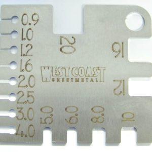 WCSM - Metal Guage
