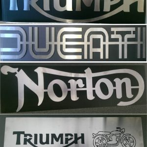 WCSM - Motorcycle Signs