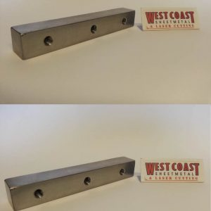 WCSM - Stainless Steel Machined Block