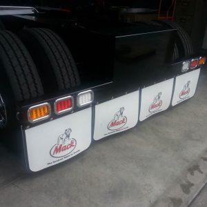 WCSM - Truck Rear Bumper